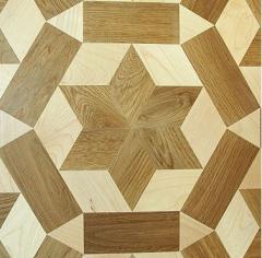 Mosaic parquet