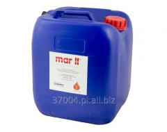 Środek zmniejszający palność dodawany do wody Mar2