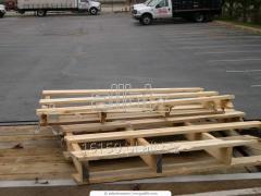 Lightweight pallets
