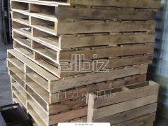 Palety drewniane, chętnie eksportujemy