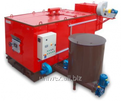 Solid fuel boilers