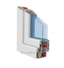 PVC window Termo Plus