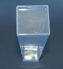 Tunele plastikowe o przekroju prostokątnym lub kwadratowym