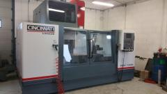Centrum Frezarka CNC CINCINNATI Lancer 1500 + 4 oś