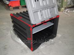 Spare parts for semi-trailers