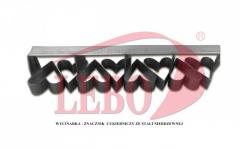Кондитерское оборудование из стали для резки