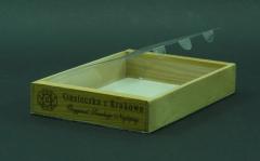 Wkłady do skrzynek i pudełek kartonowych.