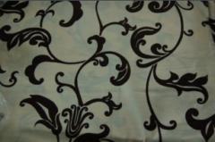 Tkanina bawełniana, jednobarwna i drukowana (kora,