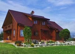 Budowa, renowacja, konserwacja domów z bali.