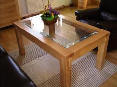 Stoliki, meble drewniane