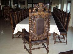 Stoliki i inne meble drewniane