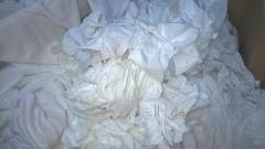 Czyściwo bawełniane białe