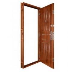 OPTIMUM, drzwi zewnętrzne wygłuszone, ocieplone i odporne na warunki atmosferyczne