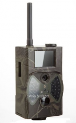 Fotopułapka, bezprzewodowa kamera GSM z czujnikiem ruchu