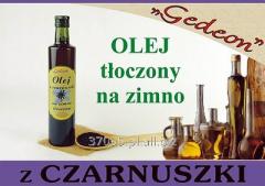 Olej z czarnuszki złoto faraonów