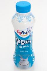 Jogurt pitny 400g