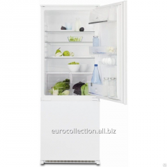 Open-frame refrigerators for embedding in