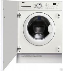 Embedded washing machines