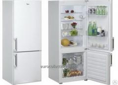 Refrigerator WHIRLPOOL WBE 2614 W