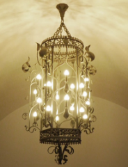 Chandeliers Forged