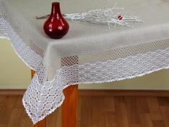Openwork tablecloths