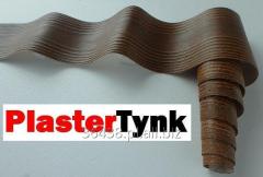 Deski elewacyjne panele elastyczna okładziny