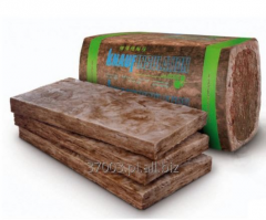 Mineral wool insulation materials