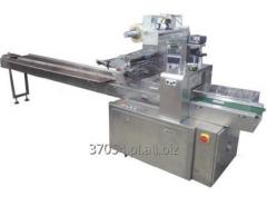 Maszyna Flow Pack pozioma do wszelkich produktów spożywczych z numeratorem termicznym.