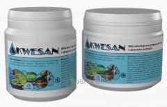 Akwesan - Mikrobiologiczny preparat do oczek...