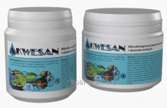 AKWESAN - a microbiological preparation in the