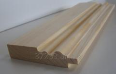 Wooden plat bands