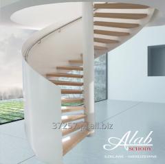 Stairs: winding