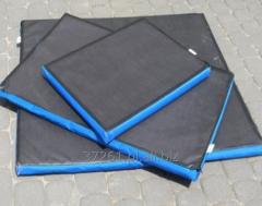 Disinfecting mats