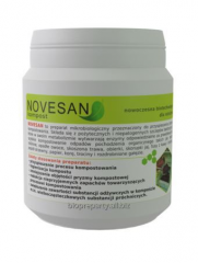 Ускоряет компостирование - Novesan