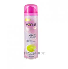 Venus żel do golenia dla kobiet z wyciągiem z