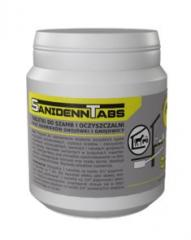 Preparat w tabletkach do utylizacji ścieków - Sanidenn Tabs