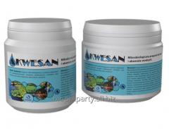 المنتجات البيولوجية لحمامات السباحة
