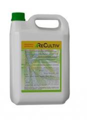 Formulation to the soil, improving soil fertility
