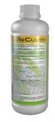 Preparat poprawiający żyzność gleby, przydatny w ogrodzie - Recultiv