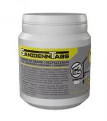 Preparat w tabletkach do oczyszczania wód ściekowych - SANIDENN Tabs