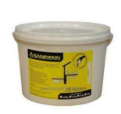 Preparat do mikrobiologicznej obróbki ścieków - Sanidenn