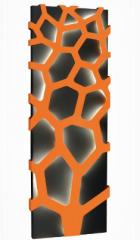 Grzejnik łazienkowy Coral z podświetleniem LED w