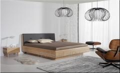 Łóżko Milano z pojemnikiem na pościel