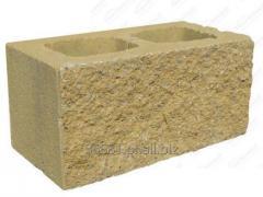 Decorative fnce blocks