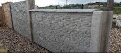 Euroogrodzenia betonowe