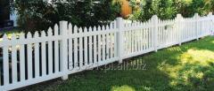 Fences for cottages