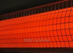 Infra-red industrial heater