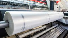 Shrink film fabric