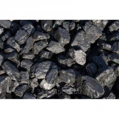 Węgiel kamienny z polskich kopalni. Różne sorty