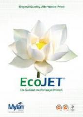 EcoJET 7700 do drukarek szerokiego i dużego formatu.
